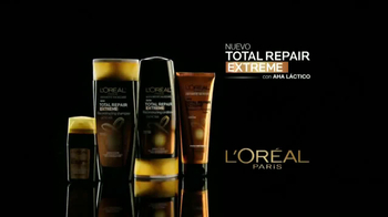 L'Oreal Paris Total Repair Extreme TV Spot Con Jennifer Lopez [Spanish] - Thumbnail 8