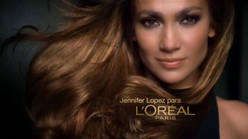 L'Oreal Paris Total Repair Extreme TV Spot Con Jennifer Lopez [Spanish]