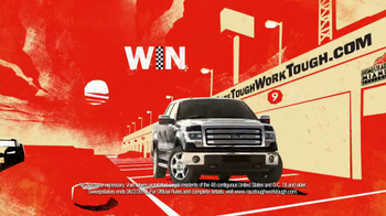 Ford F-Series TV Spot, 'Look Around the Track' - Thumbnail 7