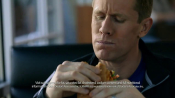 Subway TV Spot, 'Loudness Simulator' Featuring Carl Edwards - Thumbnail 7