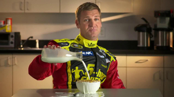 5 Hour Energy TV Spot, 'Notice the Difference' Featuring Clint Bowyer - 14 commercial airings