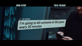 Non-Stop - Alternate Trailer 13