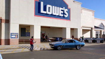 Lowe's TV Spot, 'Really, Really Proud' Featuring Jimmie Johnson - Thumbnail 1