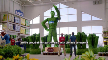 Lowe's TV Spot, 'Really, Really Proud' Featuring Jimmie Johnson - Thumbnail 10