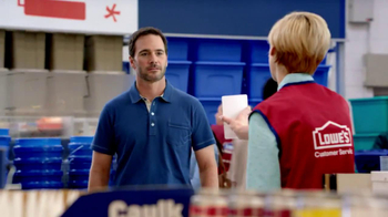 Lowe's TV Spot, 'Really, Really Proud' Featuring Jimmie Johnson - Thumbnail 5
