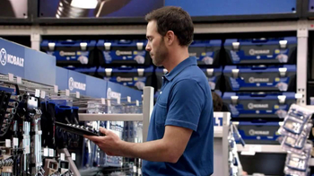 Lowe's TV Spot, 'Really, Really Proud' Featuring Jimmie Johnson - Thumbnail 6