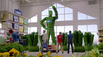 Lowe's TV Spot, 'Really, Really Proud' Featuring Jimmie Johnson - Thumbnail 9