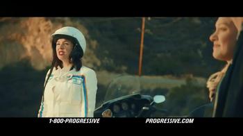 Progressive Motorcycle TV Spot, 'Flo Rides' - Thumbnail 10