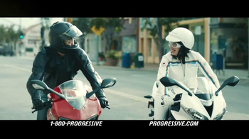 Progressive Motorcycle TV Spot, 'Flo Rides' - Thumbnail 2