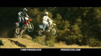 Progressive Motorcycle TV Spot, 'Flo Rides' - Thumbnail 6