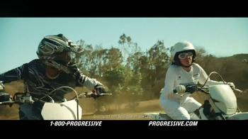 Progressive Motorcycle TV Spot, 'Flo Rides' - Thumbnail 7