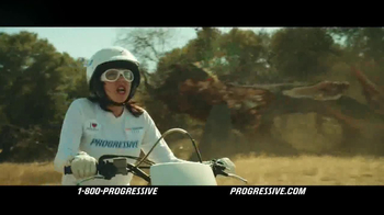 Progressive Motorcycle TV Spot, 'Flo Rides' - Thumbnail 8