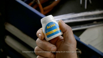 Aleve TV Spot, 'Mike the Mechanic' - Thumbnail 9