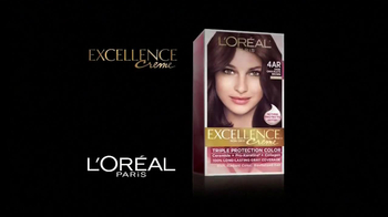 L'Oreal Paris Excellence Creme TV Spot, Feat. Eva Longoria - Thumbnail 3