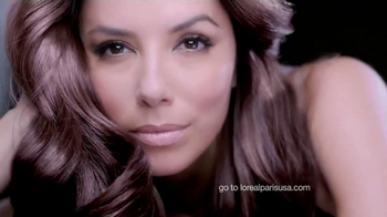 L'Oreal Paris Excellence Creme TV Spot, Feat. Eva Longoria - Thumbnail 9