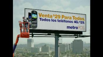 MetroPCS TV Spot, 'Anuncio' [Spanish] - Thumbnail 10