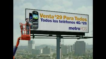 MetroPCS TV Spot, 'Anuncio' [Spanish] - Thumbnail 4