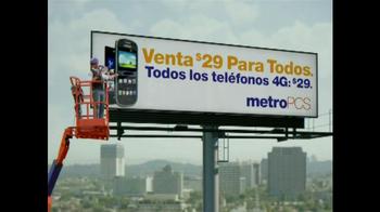 MetroPCS TV Spot, 'Anuncio' [Spanish] - Thumbnail 5