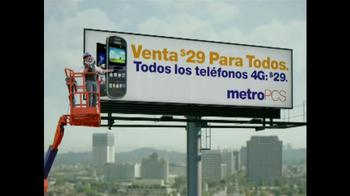 MetroPCS TV Spot, 'Anuncio' [Spanish] - Thumbnail 6