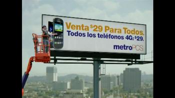 MetroPCS TV Spot, 'Anuncio' [Spanish] - Thumbnail 7