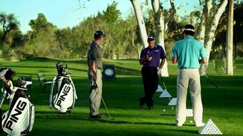 Ping Golf Karsten i25 TV Spot, 'Iron Men' Feat Bubba Watson, Lee Westwood - Thumbnail 10