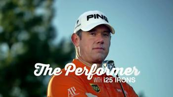 Ping Golf Karsten i25 TV Spot, 'Iron Men' Feat Bubba Watson, Lee Westwood - Thumbnail 6