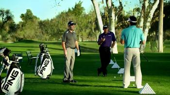 Ping Golf Karsten i25 TV Spot, 'Iron Men' Feat Bubba Watson, Lee Westwood - Thumbnail 9