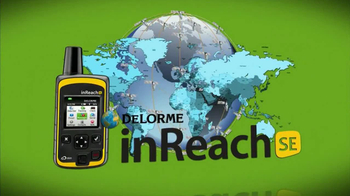 Delorme inReach SE TV Spot, 'What If?' Featuring Steve West - Thumbnail 1