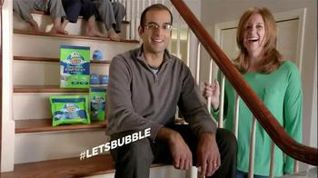 Scrubbing Bubbles TV Spot, 'The Thacker Family' - Thumbnail 10