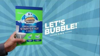 Scrubbing Bubbles TV Spot, 'The Thacker Family' - Thumbnail 6