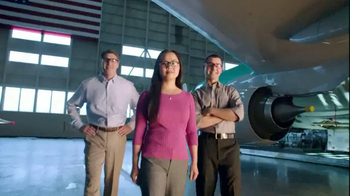 Boeing TV Spot, 'The Answers' - Thumbnail 8