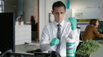 Staples TV Spot, \'Germ Free Office\'