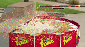Fruity Pebbles TV Spot, 'Pick Your Pebbles: Fruity' Featuring John Cena - Thumbnail 8