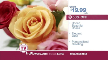 ProFlowers TV Spot 'Valentine's Day' - Thumbnail 4