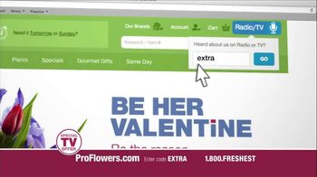 ProFlowers TV Spot 'Valentine's Day' - Thumbnail 7