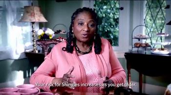 Shingles: Theresa Perry thumbnail
