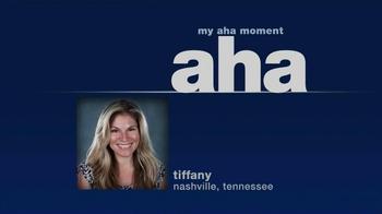 Mutual of Omaha TV Spot, 'Aha Moment: Tiffany' - Thumbnail 2