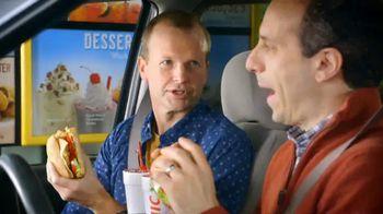Sonic Drive-In Honey Mustard & Swiss TV Spot, 'Swish' - 2906 commercial airings