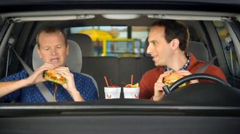 Sonic Drive-In Honey Mustard & Swiss TV Spot, 'Swish' - Thumbnail 2