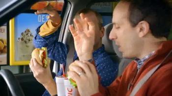 Sonic Drive-In Honey Mustard & Swiss TV Spot, 'Swish' - Thumbnail 5