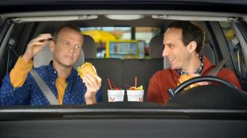 Sonic Drive-In Honey Mustard & Swiss TV Spot, 'Swish' - Thumbnail 6