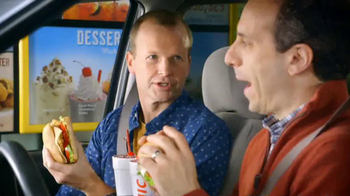 Sonic Drive-In Honey Mustard & Swiss TV Spot, 'Swish' - 2881 commercial airings