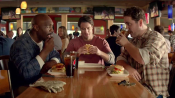 Applebee's Lunch Combos TV Spot, 'Productivity Quality Not Guaranteed' - Thumbnail 2