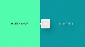 Square TV Spot, 'Hobby Shop'