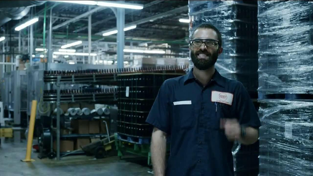 Siemens TV Commercial, 'Advanced Manufacturing'