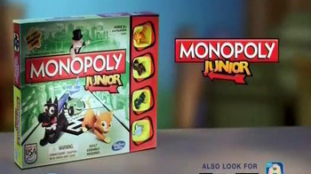 Monopoly Junior TV Spot, 'World Where You Can Buy Anything' - Thumbnail 10