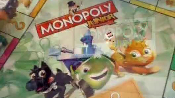 Monopoly Junior TV Spot, 'World Where You Can Buy Anything' - Thumbnail 2