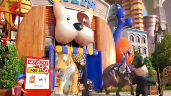 Monopoly Junior TV Spot, 'World Where You Can Buy Anything' - Thumbnail 5