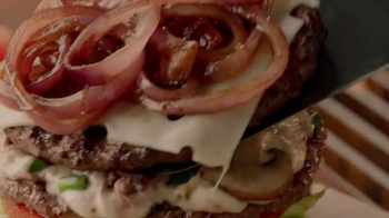 TGI Friday's Burger & Fries TV Spot, 'Give 'em What They Want' - Thumbnail 6