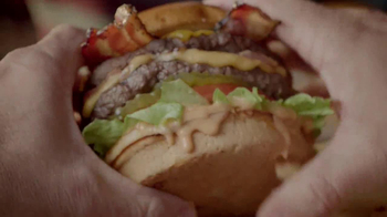 TGI Friday's Burger & Fries TV Spot, 'Give 'em What They Want' - Thumbnail 7